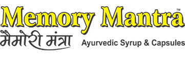 Memory Mantra Ayurvedic Syrup India Online Shopping